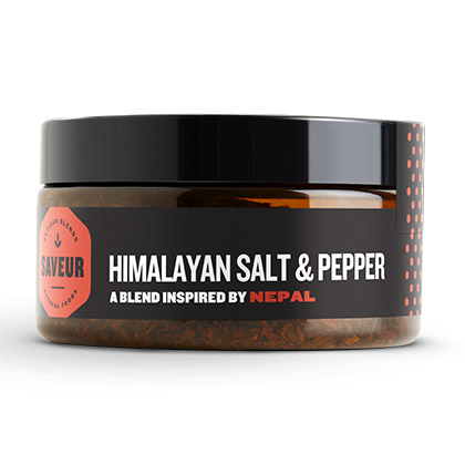 Himalayan Salt and Pepper (80g/2.8oz)