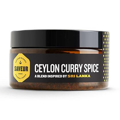 Ceylon Curry Spice (45g/1.6oz)
