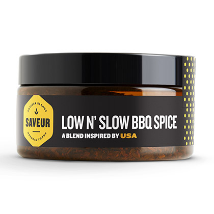 Low N' Slow BBQ Spice (40g/1.4oz)