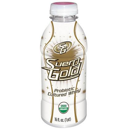 SueroGold (12 pack, 16 oz. each)
