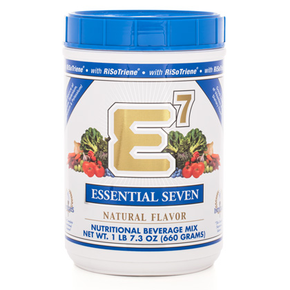 BACKORDER ETA 12/15 - E7® Natural Flavor (660g)