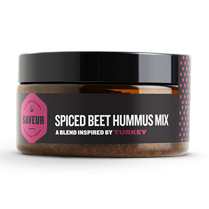 Spiced Beet Hummus Mix (80g/2.8oz)
