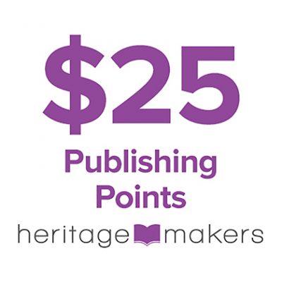 25 HM Publishing Points