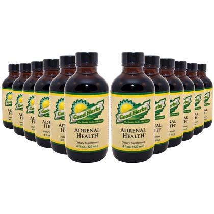 Adrenal Health (4oz) (12 Pack)