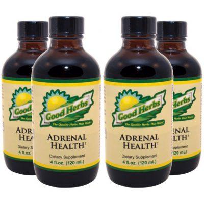 Adrenal Health (4oz) (4 Pack)