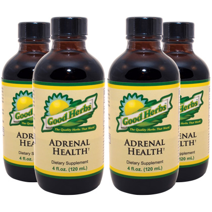 Adrenal Health (4oz) (4 Pack)