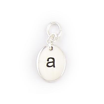 Alphabet Charms - A