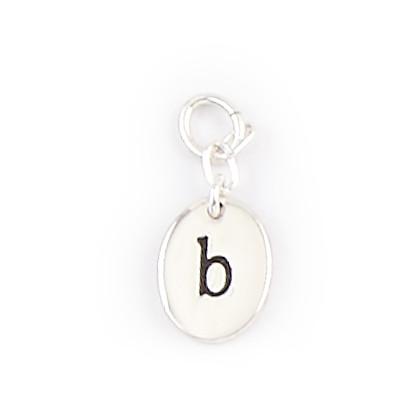 Alphabet Charms - B