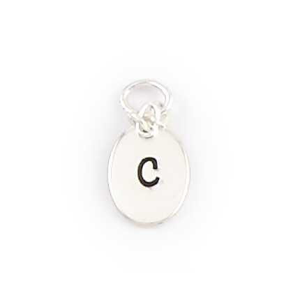Alphabet Charms - C