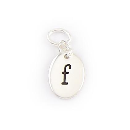 Alphabet Charms - F