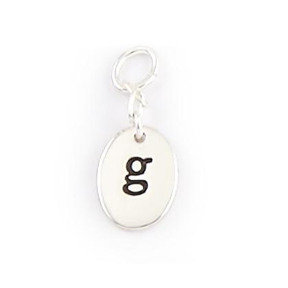Alphabet Charms - G