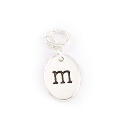 Alphabet Charms - M