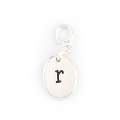 Alphabet Charms - R