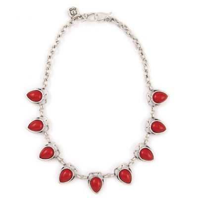 Amour Crimson Necklace