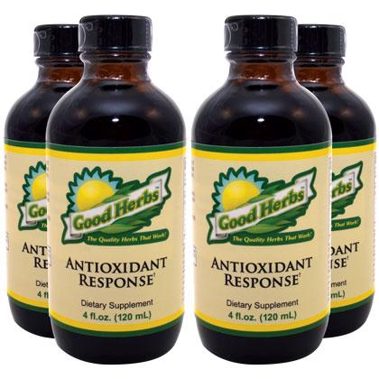 Antioxidant Response (4oz) (4 Pack)