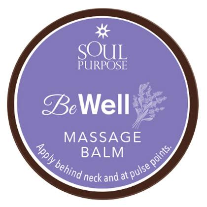 Be Well Massage Balm - 0.5 oz