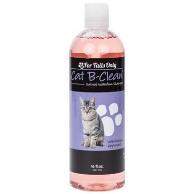 Cat B-Clean™ Natural Waterless Shampoo
