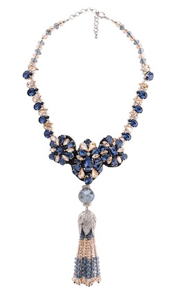 Chandelier Sky Necklace