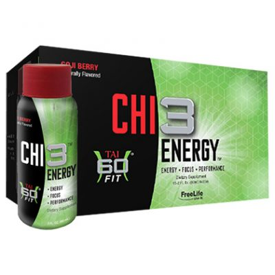 Chi3 Energy - Powered by GoChi™