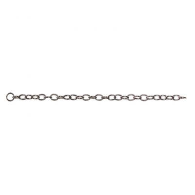 Connector Chain 6¨ - Gun Metal