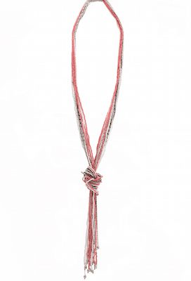 Coral Native Necklace