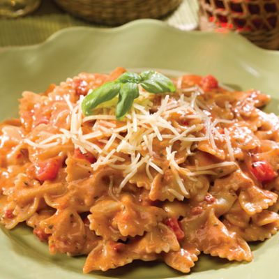 Creamy Tuscan Pasta with Sundried Tomatoes - 4 pack