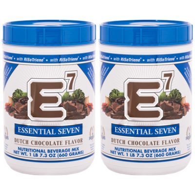 E7® Dutch Chocolate (2 canisters)