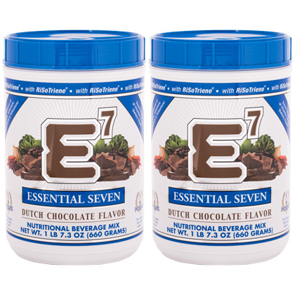 E7® Dutch Chocolate (2 canisters)