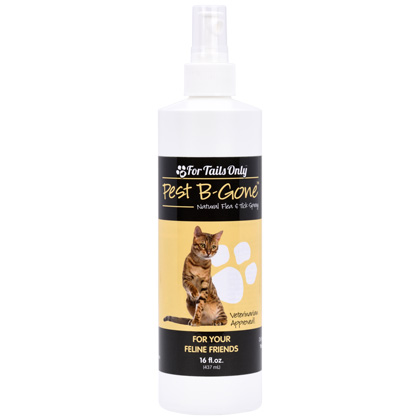 FTO - Pest B Gone for Cats 16 oz Spray