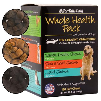 FTO Whole Health Pack - 28.2 oz