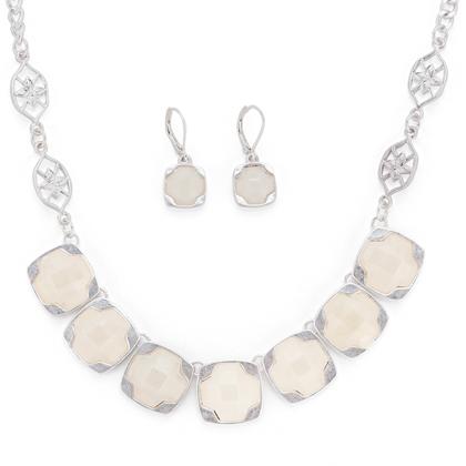 Fabulous Fiona Set - Silver