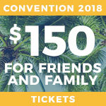 Friends and Family Promo – 2018 Youngevity Convention