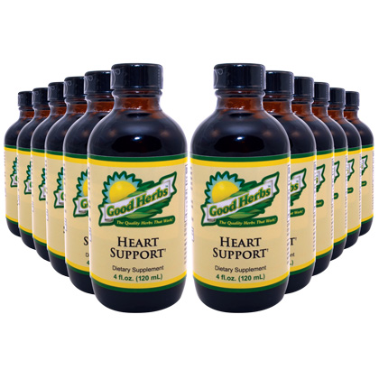 Heart Support (4oz) (12 Pack)