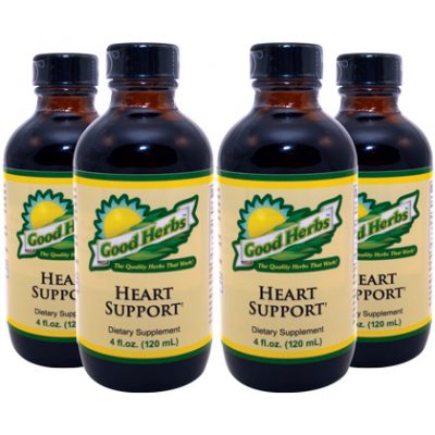 Heart Support (4oz) (4 Pack)
