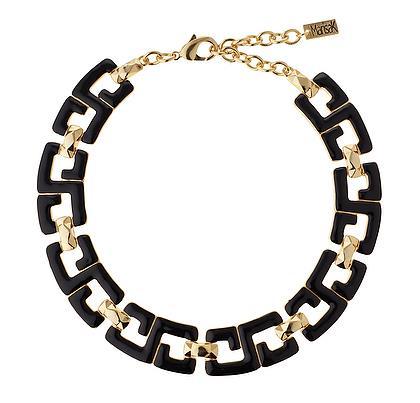 Jet Set Necklace