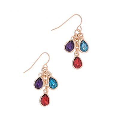 Jewel Drop Earrings