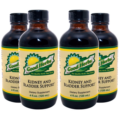 Kidney and Bladder Support (4oz) (4 Pack)