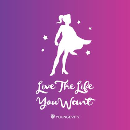 Live The Life You Want – 2018 Women's International Conference