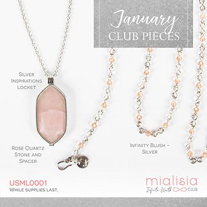 Mialisia Infinite Worth Club