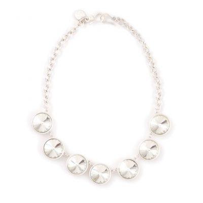 Mirai Silver Necklace