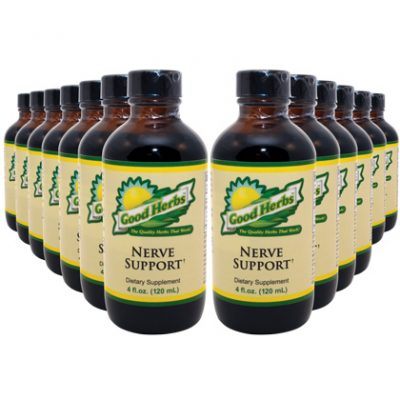 Nerve Support (4oz) - 12 Pack