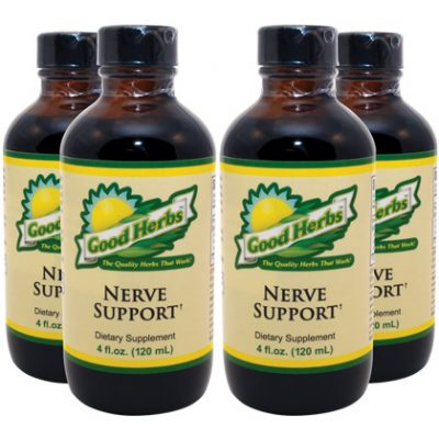 Nerve Support (4oz) - 4 Pack