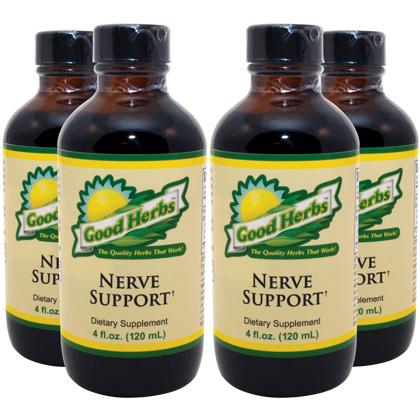 Nerve Support (4oz) - 4 Pack