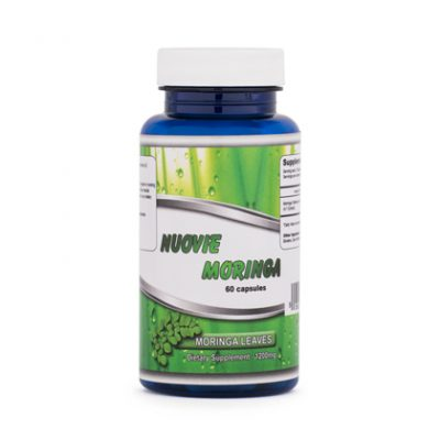 Nuovie Moringa - 1200mg (60 Capsules)