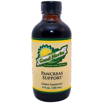 Pancreas Support