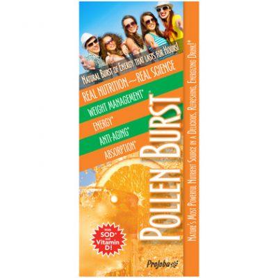 ProJoba Pollen Burst Brochure - 50 pack