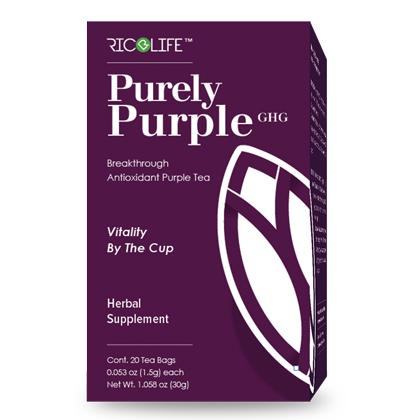 Purely Purple GHG 20 Tea Bags