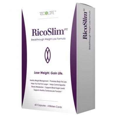 RicoLIfe Slim PT 60 Capsules