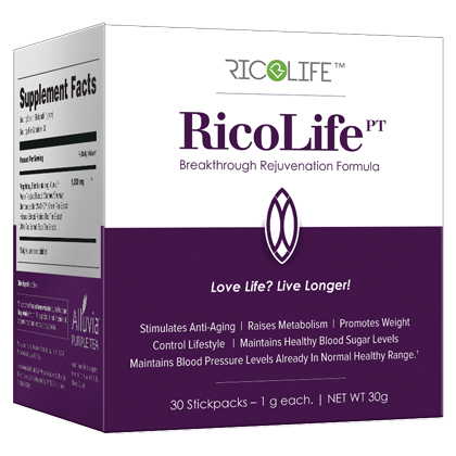 RicoLife PT 30 Stickpacks