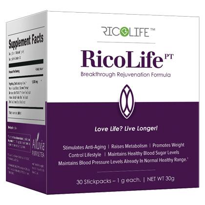 RicoLife PT 30 Stickpacks